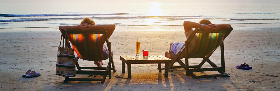 Reiseversicherung - Unser Reise-Paket. Für ein sorgloses Urlaubsvergnügen.